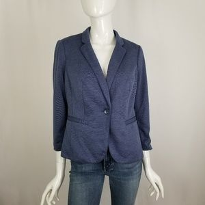 The Limited One-Button Blazer